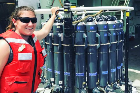 USC bacteria research ocean water