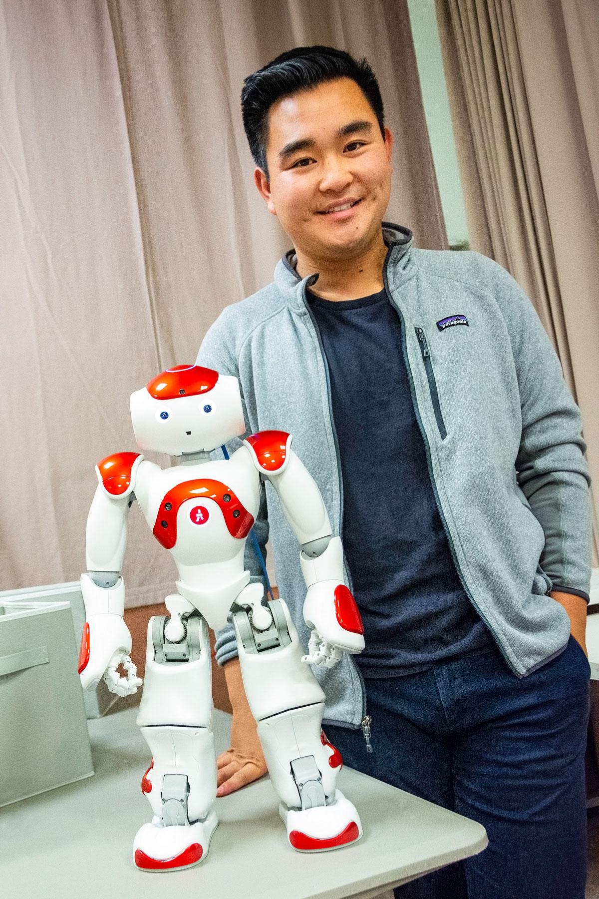 Eric Deng interaction lab