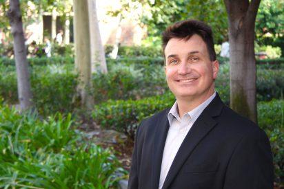 USC Annenberg leadership: Gordon Stables, director of School of Journalism
