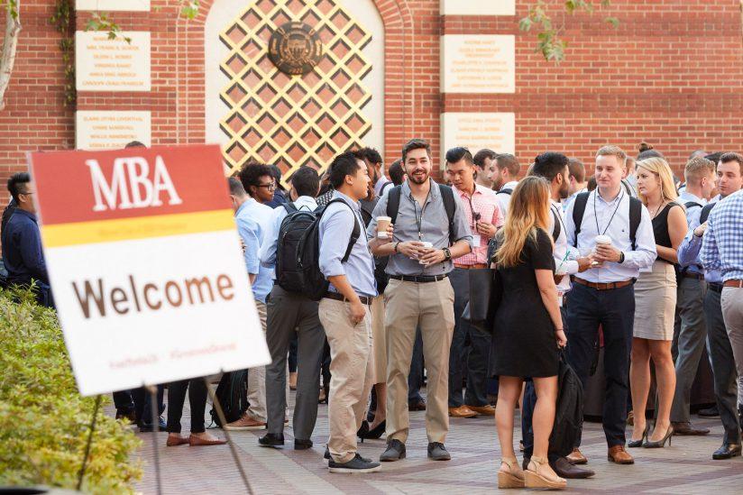 Women in business: MBA students