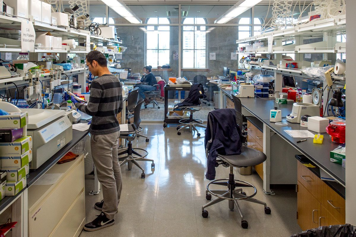 lab for drug discovery in los angeles