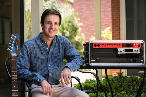 Paul Chyz Stamps Scholar