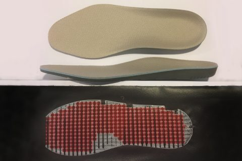 smart insole Liu and Armstrong invention