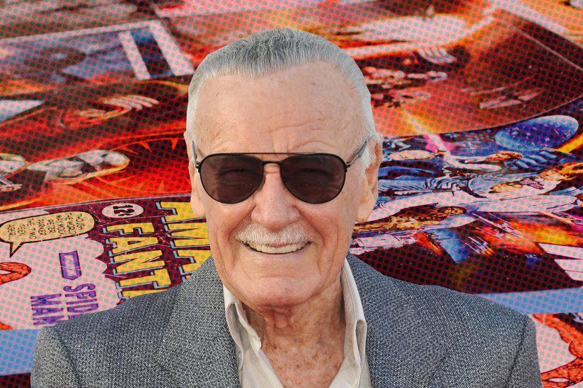 comics creator Stan Lee