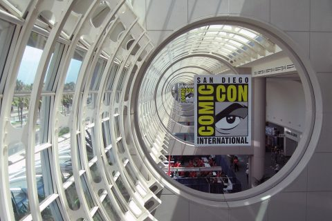 Why Comic-Con is important: exhibit hall