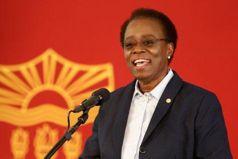 interim USC President Wanda M. Austin