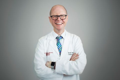 pediatric surgeon David Armstrong