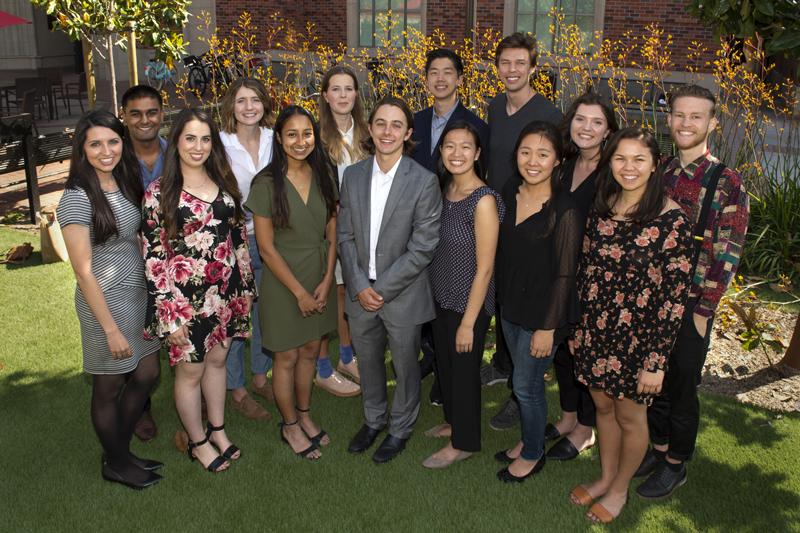 Bennis Scholars Class of 2018