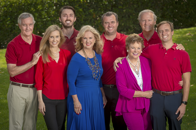 Dietrich family, a USC family