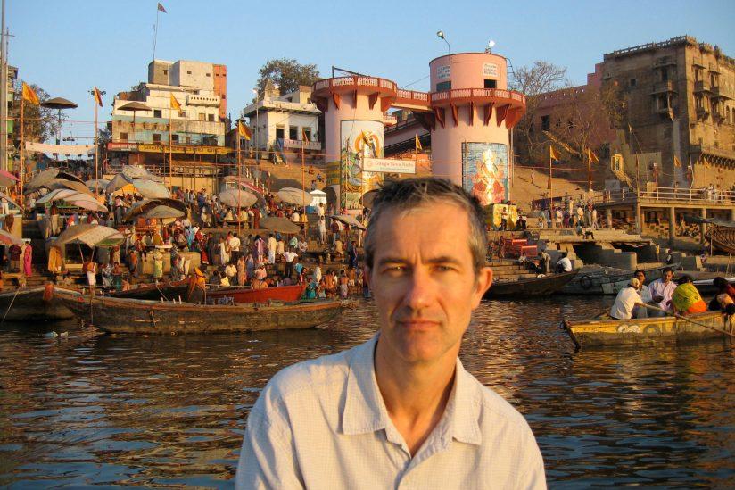 Geoff Dyer writer in residence