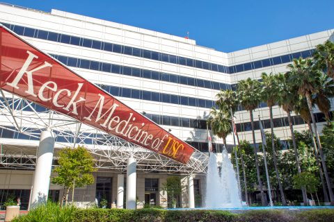 Top hospitals in L.A.: Keck Medicine of USC ranking