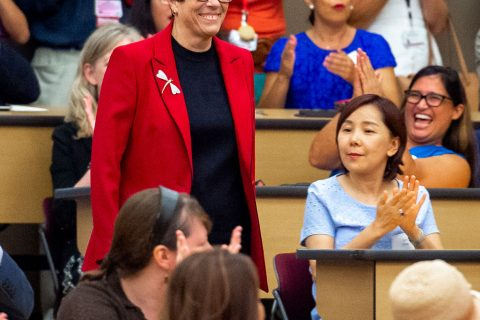 New USC medical school Dean Laura Mosqueda