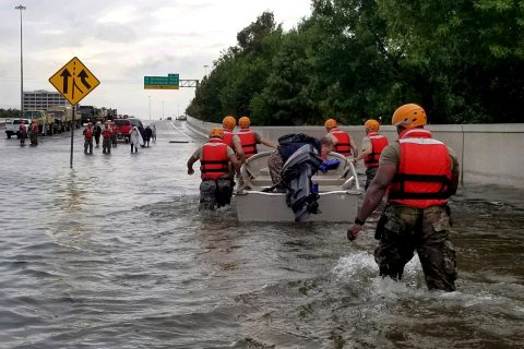 after natural disasters: aid services following natural disasters