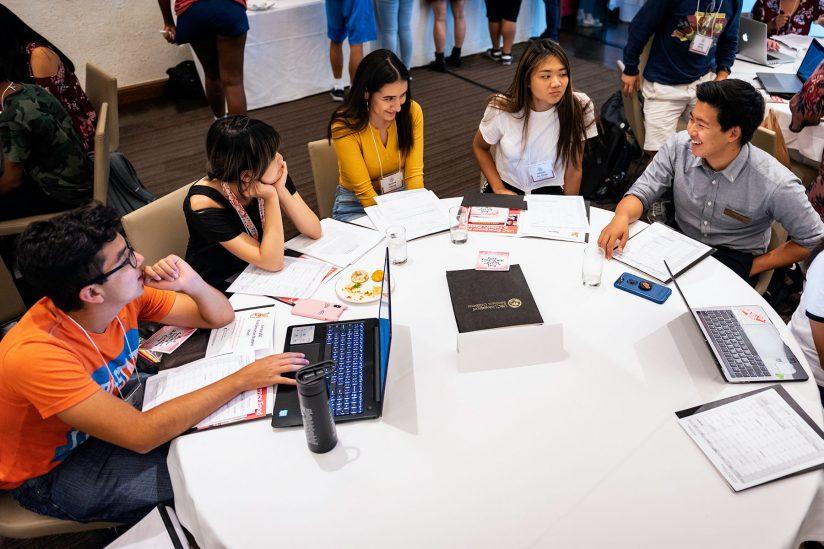 First-generation college student programs: workshop