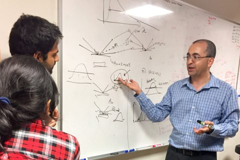 Physical chemistry: Jahan Dawlaty associate professor