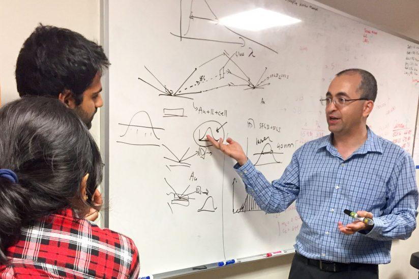 Physical chemistry: Jahan Dawlaty associate professor