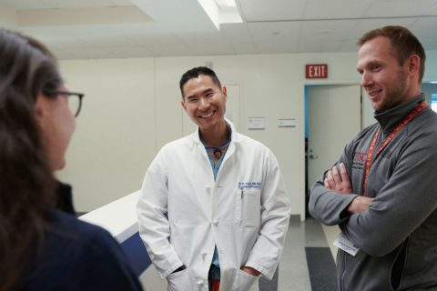 Kenji Inaba Trauma Surgeon