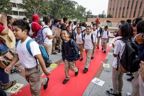 2018 USC Neighborhood Academic Initiative kickoff