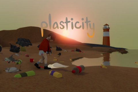 Plasticity game from USC games student