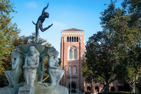 USC national ranking