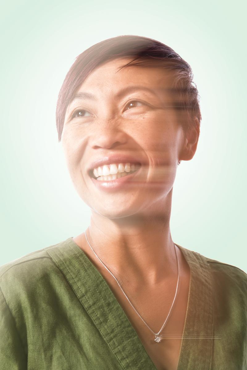 Portrait of Kathy Nguyen