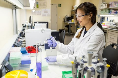 Female STEM graduate level