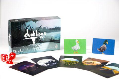 Ducklings card game
