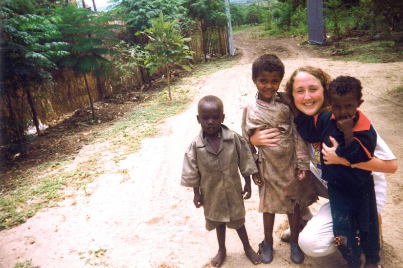 International human rights: Hannah Garry in Uganda