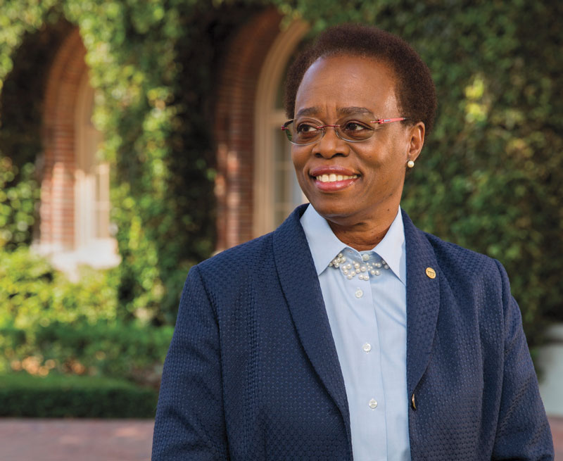 Wanda Austin USC president