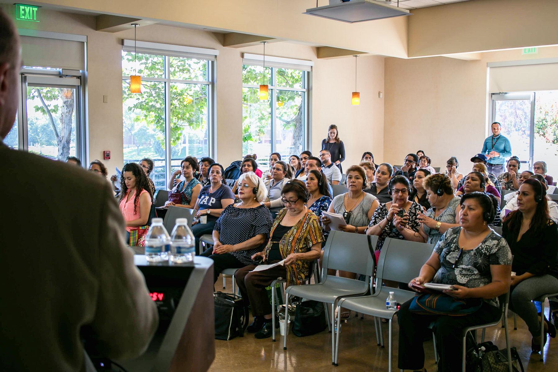 diabetes outreach east LA