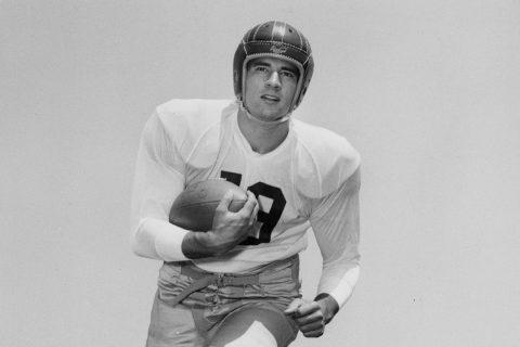 Dean Schneider USC quarterback