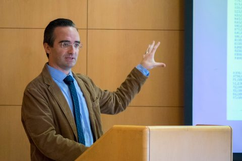 charitable giving: Nicolas Duquete income inequality