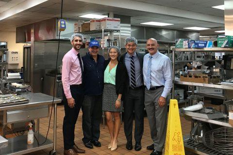 Project Angel Food study: USC nonprofit class