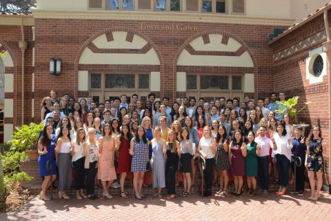 Town & Gown scholars USC