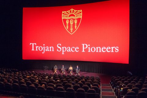 Trojan Space Pioneers screening