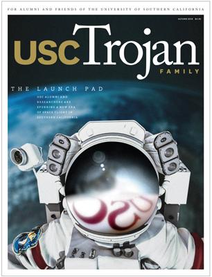 USC Trojan Family Magazine Autumn 2018