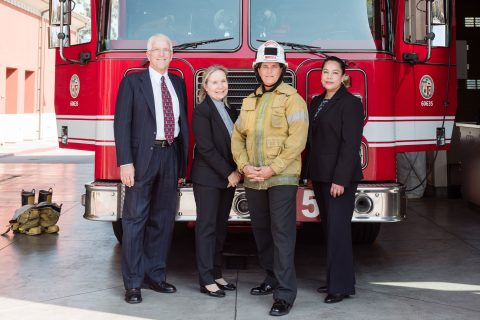 LAFD mediation
