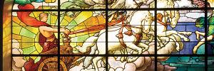 Stained Glass Quiz Hancock Memorial Museum