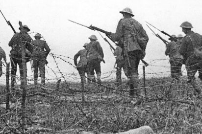 What was the impact of World War I in shaping the modern world?