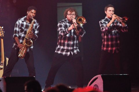 usc music student experience includes performance