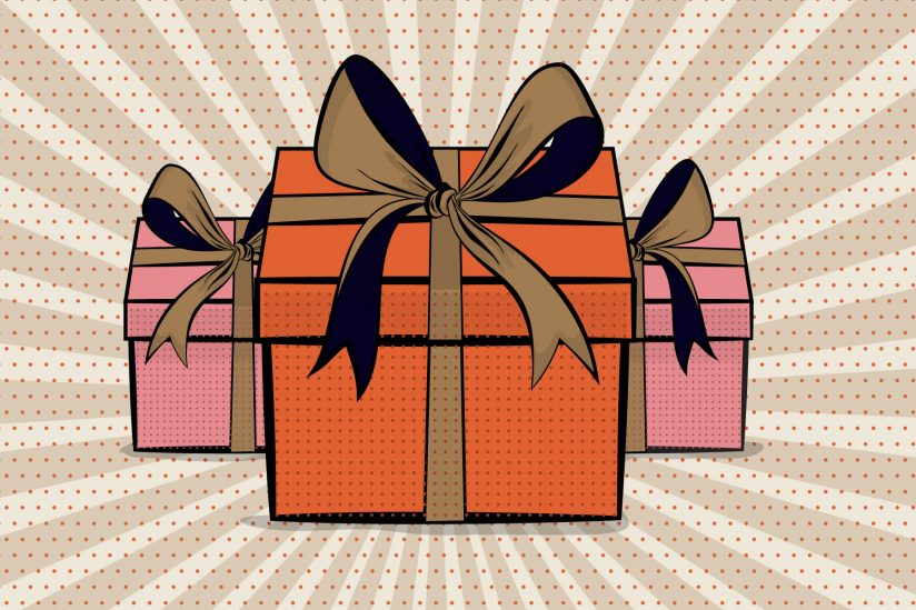Gift-giving research: holiday gift advice