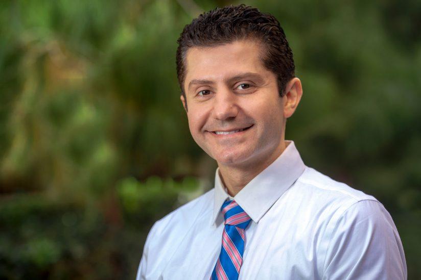 New USC physician Vladimir Ayvazyan