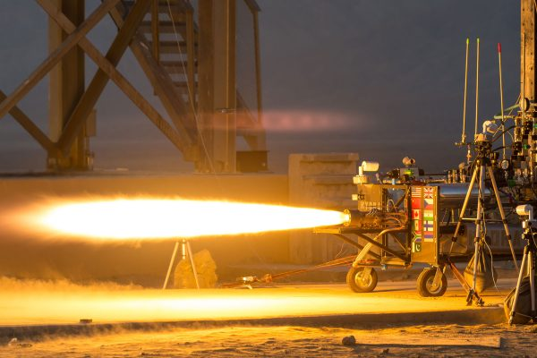 3D printed rocket engine