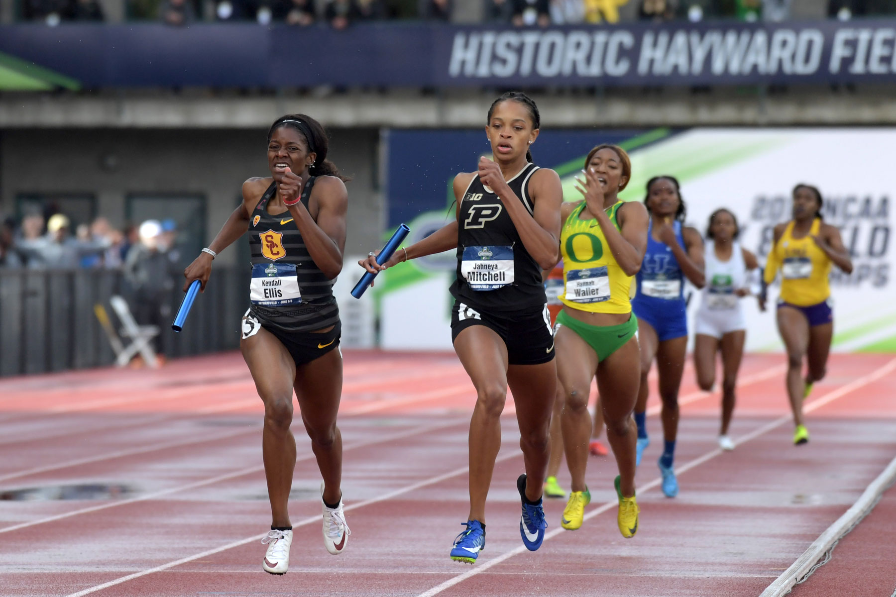USC sports highlights 2018: women's track relay comeback win