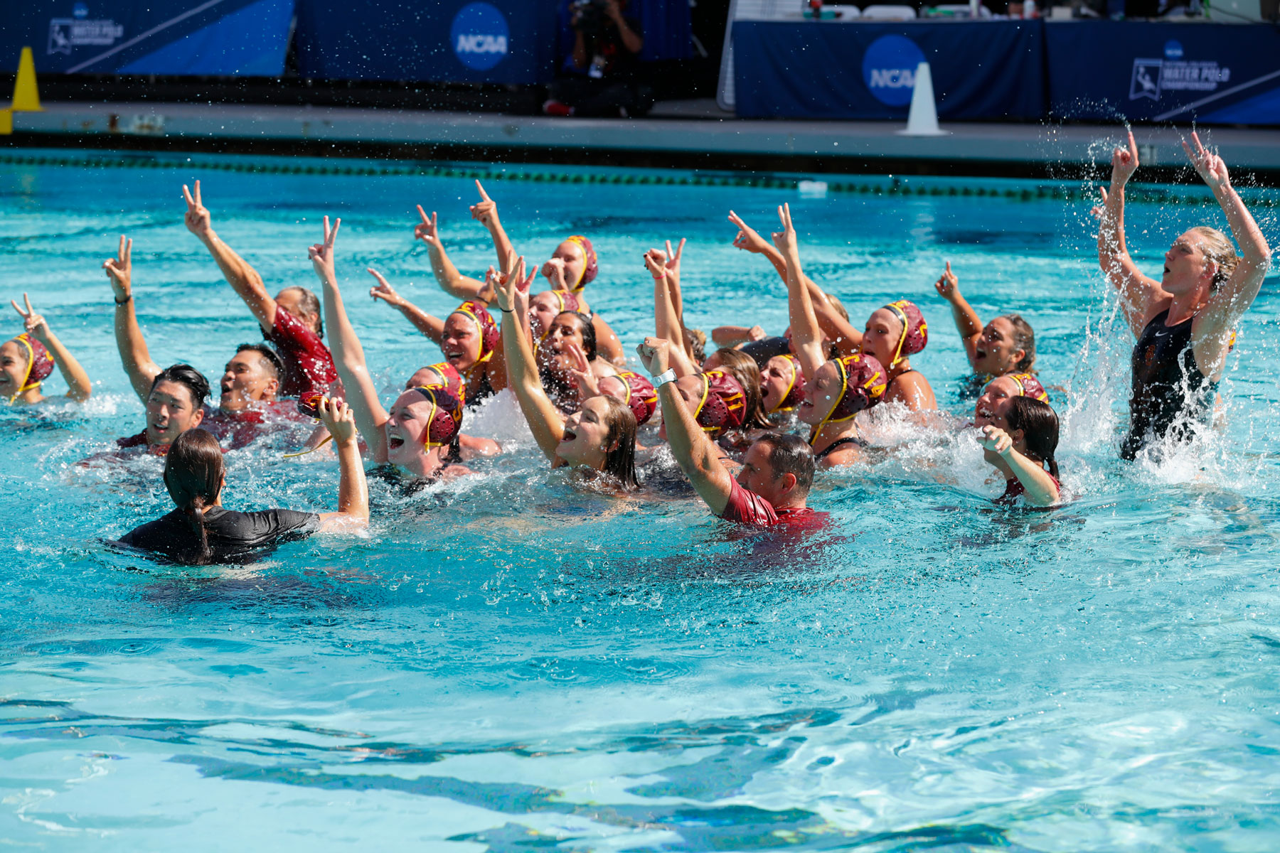 USC sports highlights 2018: women's water polo