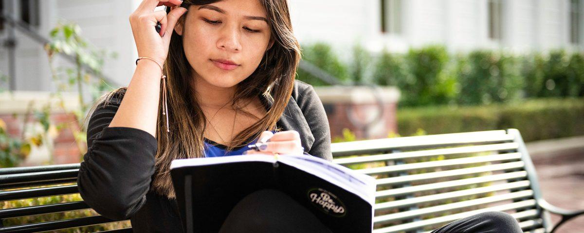 USC Mork Family Scholar Jacqueline Martinez