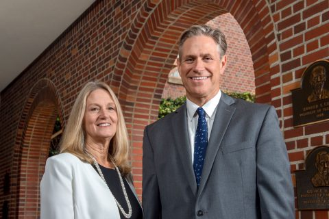 USC Office of the Ombuds: Katherine Greenwood and Thomas Kosakowski