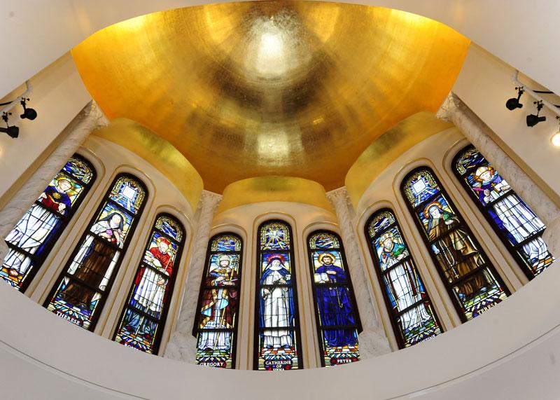USC Caruso Catholic Center