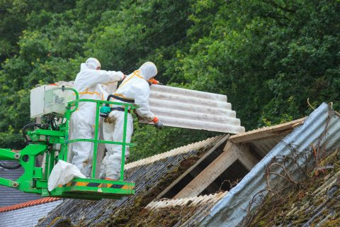 Why asbestos won't go away: Asbestos abatement
