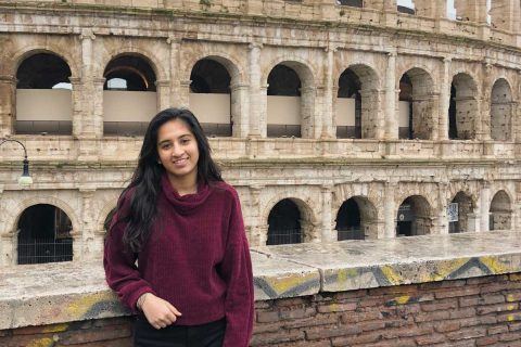 Ashna Chandra USC spring admit